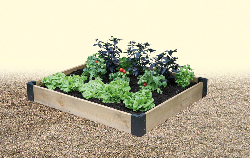 Haxnicks Raised Bed Grower System