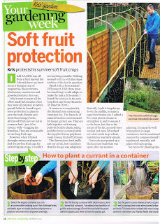 Haxnicks Fruit Cages in the Press