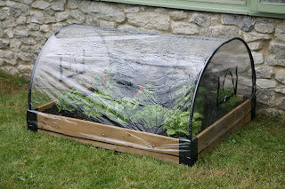 Haxnicks Raised Bed with Cover