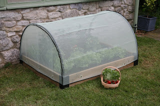 Raised Bed with Cover from Haxnicks