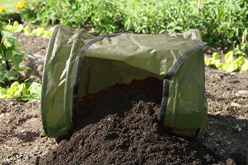 Haxnicks Rollmix Composter for Seed Composting