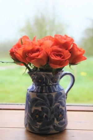Display your Cut Flowers in your favourite Vase