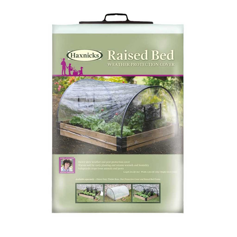 Raised Bed - Haxnicks