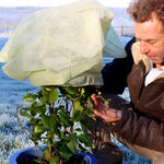 Haxnicks- Easy Fleece Jackets small - in use being taken off plant
