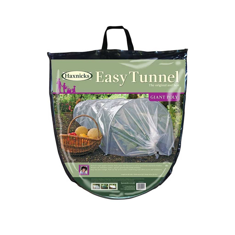 Haxnicks- Giant Easy Poly Tunnel - packshot