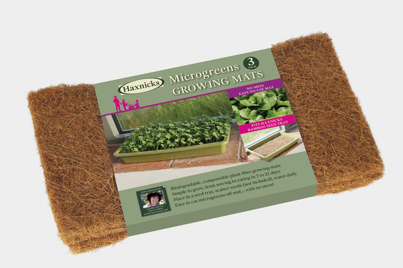 Haxnicks- Microgreens Mats (3 pack) - packshot