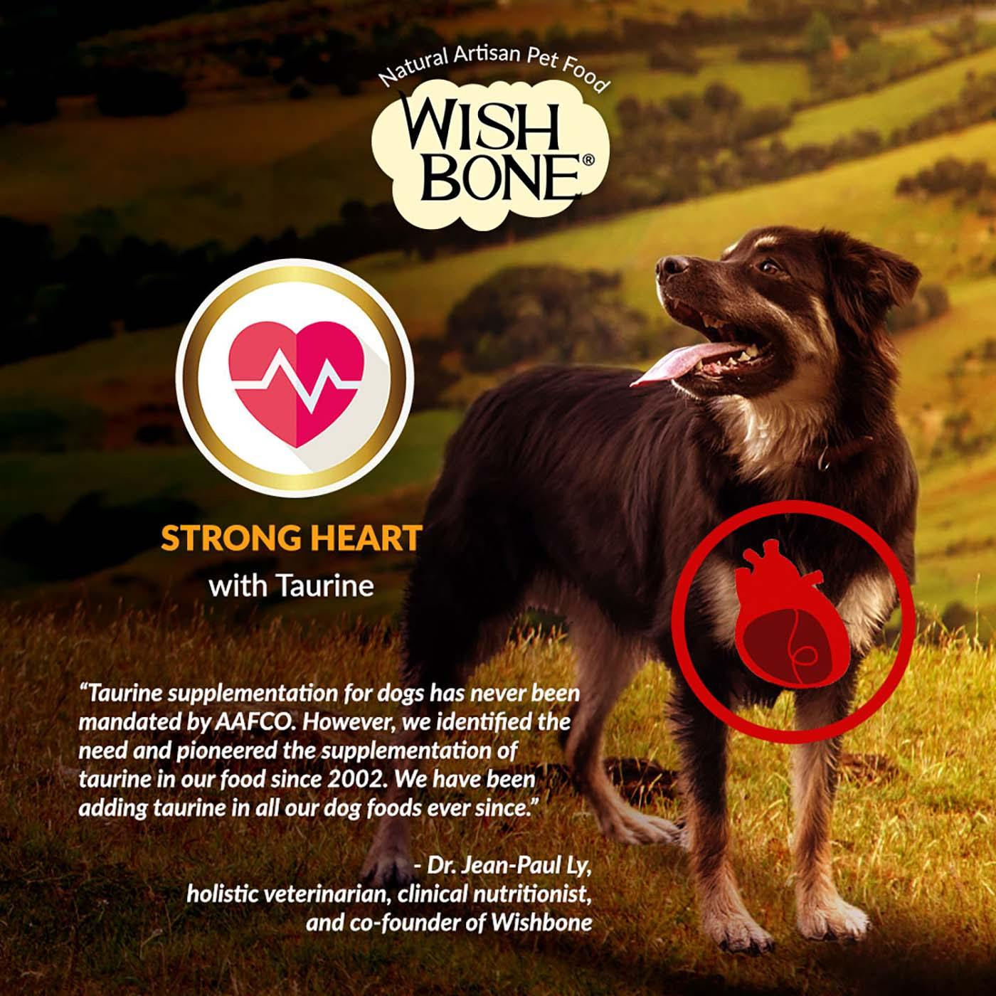 Wishbone Gold (Dog) 20kg/44lbs Strong Heart