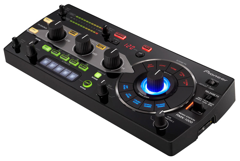 Pioneer RMX-1000 Remix Station - Black