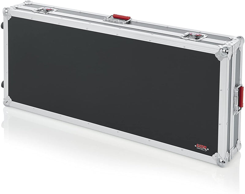 Gator G-Tour 61V2 61-Note Keyboard Road Case With Wheels