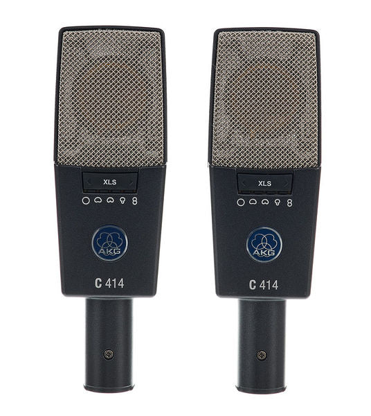 AKG C414XLS Matched Pair Stereo Set