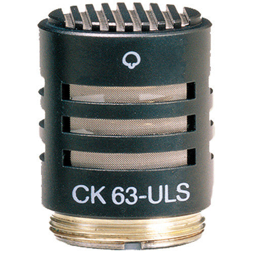 AKG CK63-ULS Reference Hypercardioid Condenser Microphone Capsule