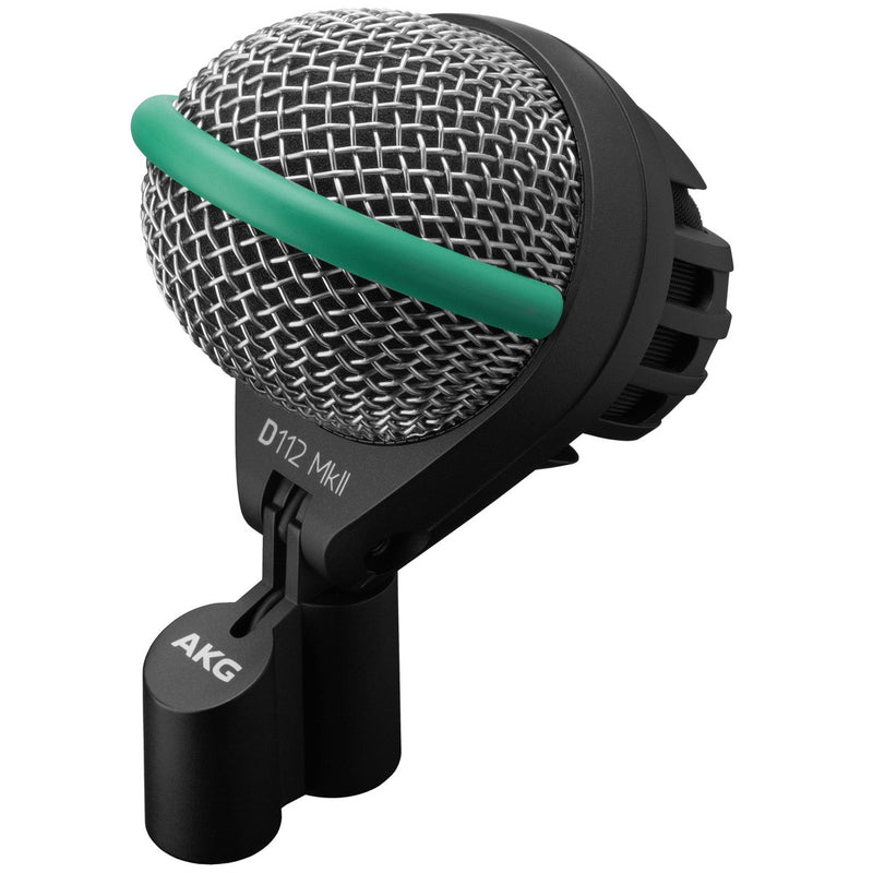 AKG D112-MKII Pro Audio Professional Bass Drum Microphone