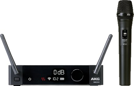 AKG DMS300 Digital Wireless Microphone System