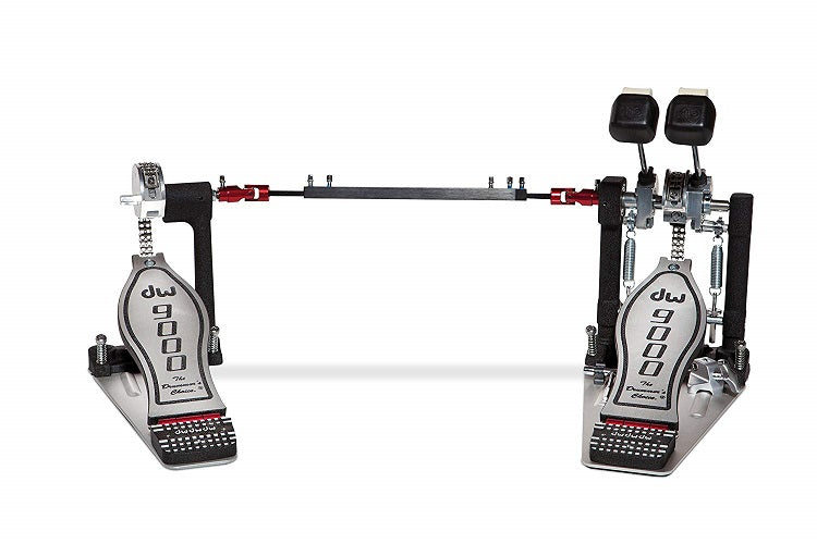 DW Hardware 9000 Series Double Bass Drum Pedal