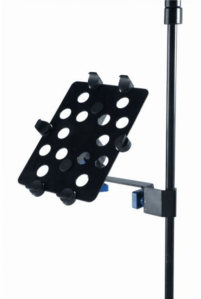 Quik Lok IPS10 iPad Holder for Microphone & Sheet Stand