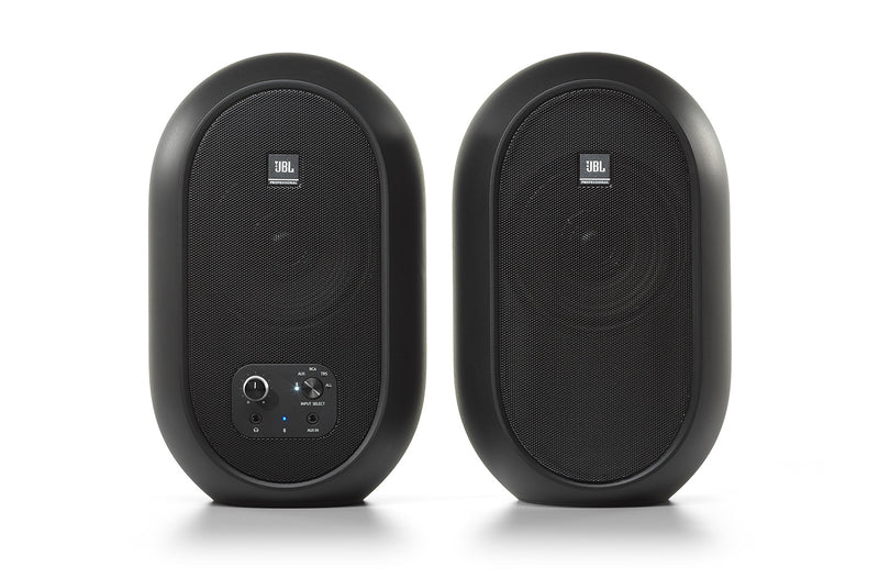 JBL J104 Compact Desktop Reference Monitors With Bluetooth