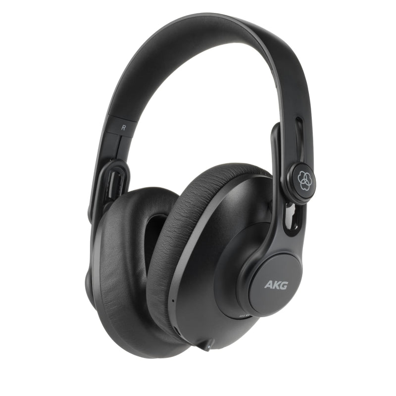 AKG K361BT Professional Over-ear, Closed-back, Foldable Studio Headphones With Bluetooth