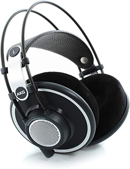 AKG K702 Pro Audio Channel Studio Headphones