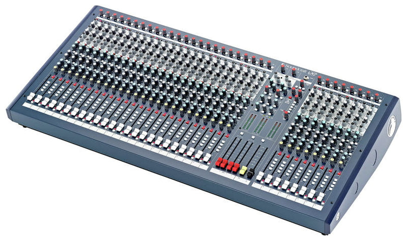 Soundcraft LX7II 32-Channel Professional Mixing Console
