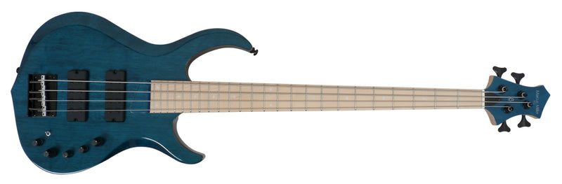Sire Marcus Miller M2 2nd Generation Bass, Trans Blue
