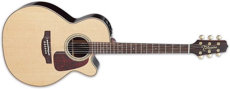 Takamine P5NC Pro Series Acoustic-Electric NEX Body - Natural