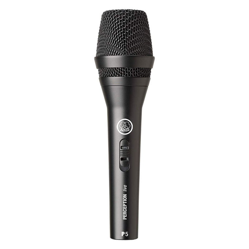 AKG P5S Dynamic Microphone With On/Off Switch