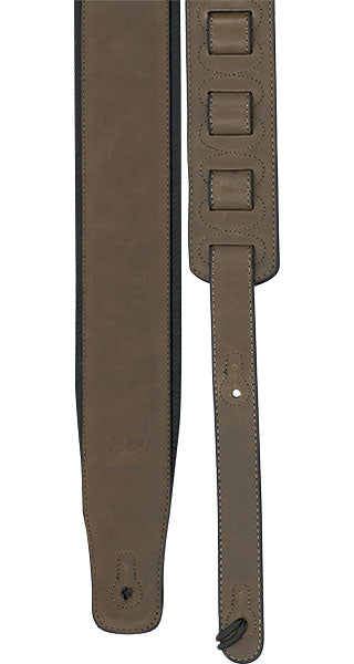"Profile 2.8"" Leather 780 Series Guitar Strap, Rust"