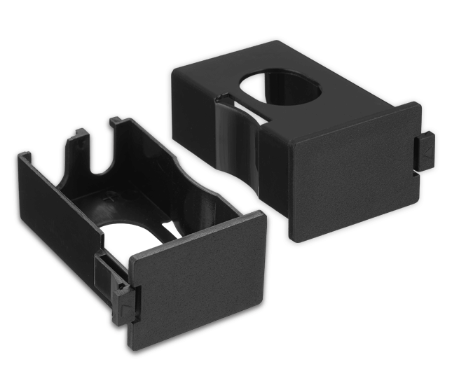 Ovation RC-BH60 Battery Holder For Flat Faceplate Battery Box