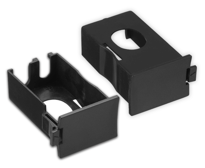 Ovation RK-BH100G Battery Holder For Curved Faceplate Battery Box