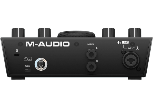 M-Audio AIR 192X4 2-In/2-Out USB Audio Interface