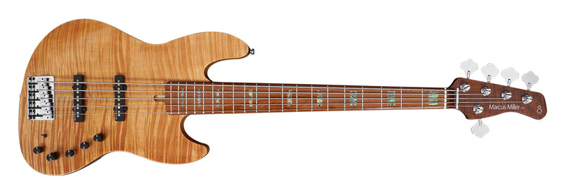 Sire Marcus Miller V10 5-String (Ash) 2nd Generation, Natural