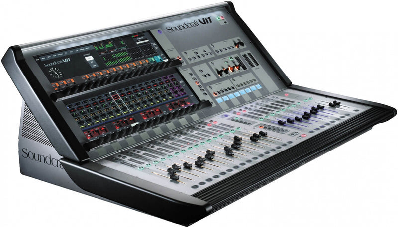 Soundcraft 64-Channel Digital Mixing Console MO