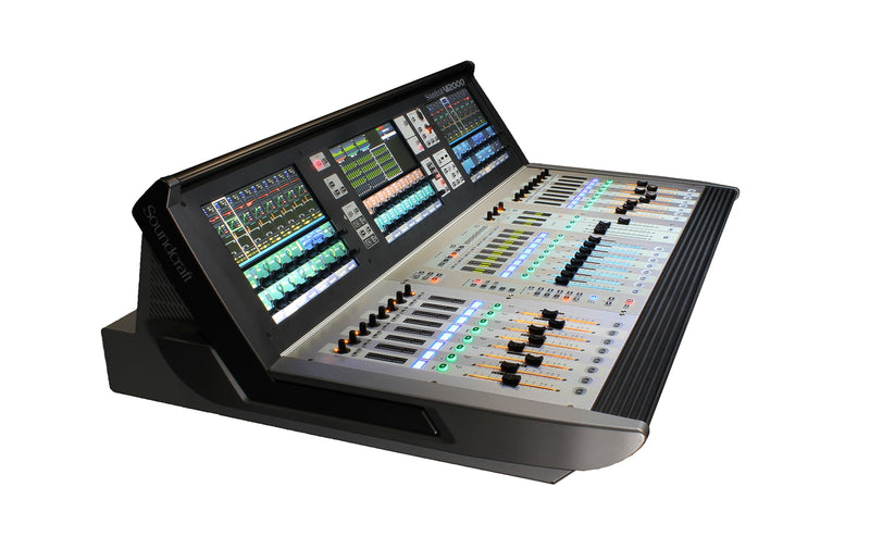 Soundcraft VI2000 96-Channel Compact Digital Mixer