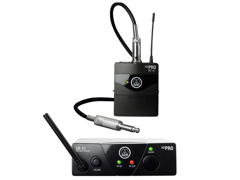 AKG WMS40 Instrumental Set Wireless System