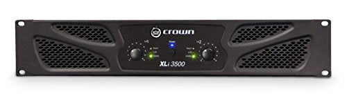 Crown Xli3500 Two-Channel Power Amplifier