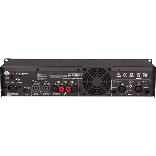 Crown XlS1002 Drivecore 2 Series Power Amplifier