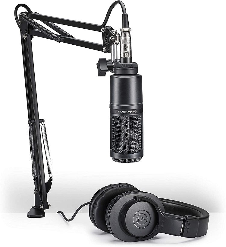 Audio-Technica AT2020PK Streaming/Podcasting Pack