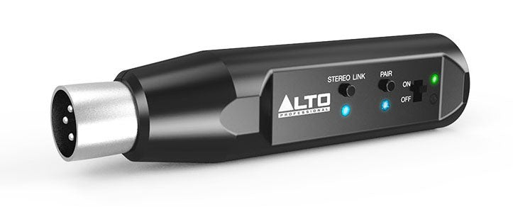 Alto Professional XLR-Equipped Rechargeable Bluetooth Receiver