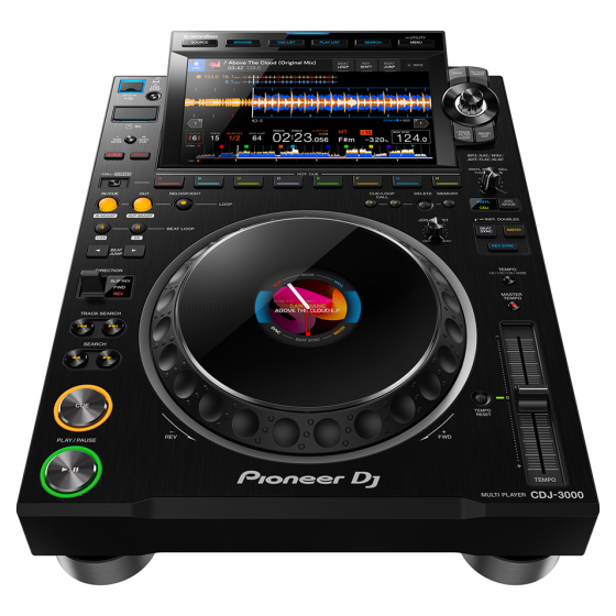 Pioneer DJ CDJ-3000 Advanced DJ Controller