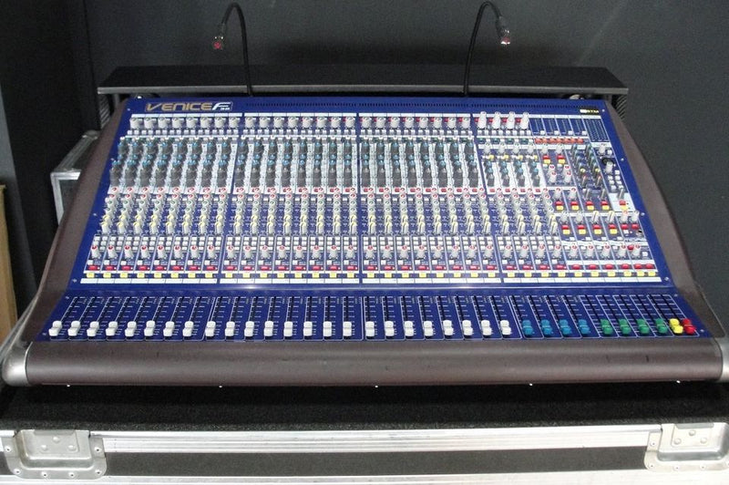 Midas Venice F32 32-Channel Mixing Console With Firewire Interface (Used)