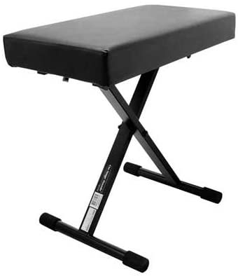 On Stage Stands KT7800 X-style keyboard bench