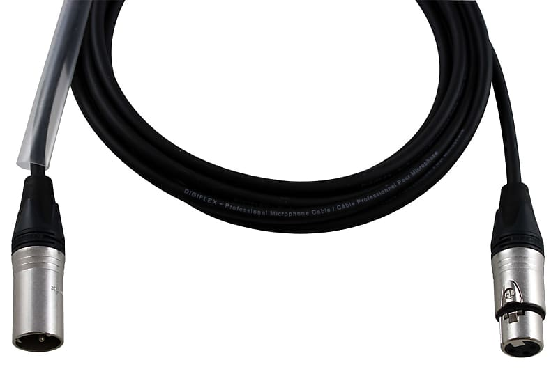 Digiflex Tourflex NXX-25 XLR Cable - 25'