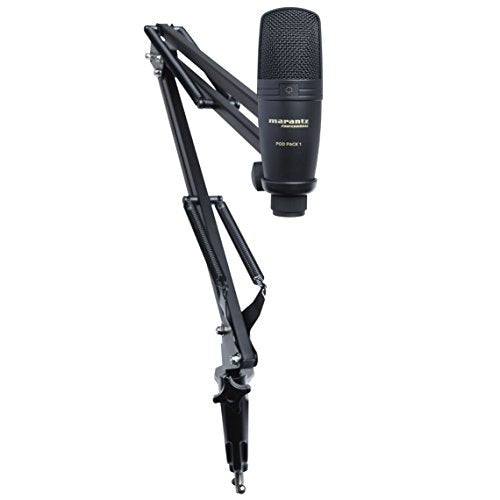 Marantz Pod Pack 1 USB Microphone With Stand