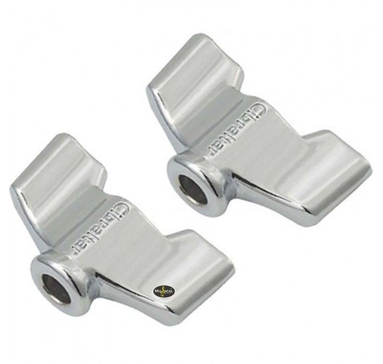 Gibraltar SC-13P2 8mm Heavy Duty Wing Nut (2/Pack)