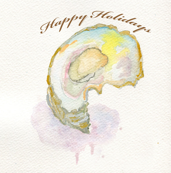 Oyster - Holiday Cards