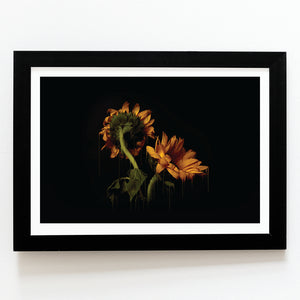 SUNFLOWERS by Ryan Blackwell & Nastassia Winge