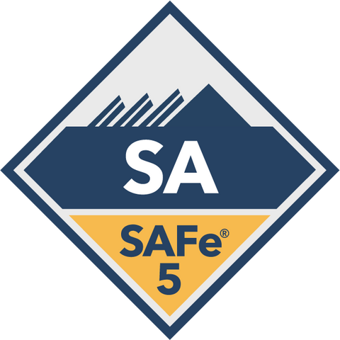 Leading SAFe® 5.0 /  Certified SAFe® 5.0 Agilist (SA) - Inhouse/intern