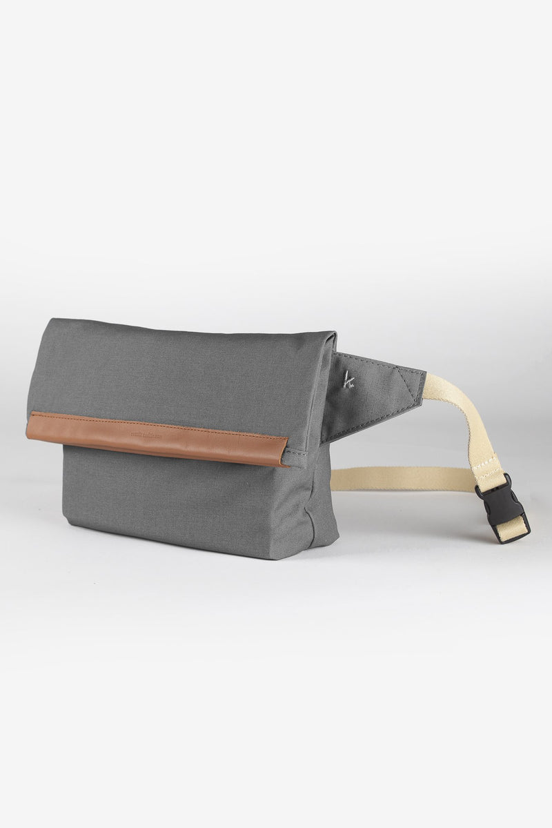 Torebka Madrid Bum Bag Grey