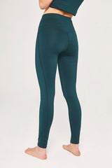 Legginsy Nadia Dark Forest Green - Fairclo