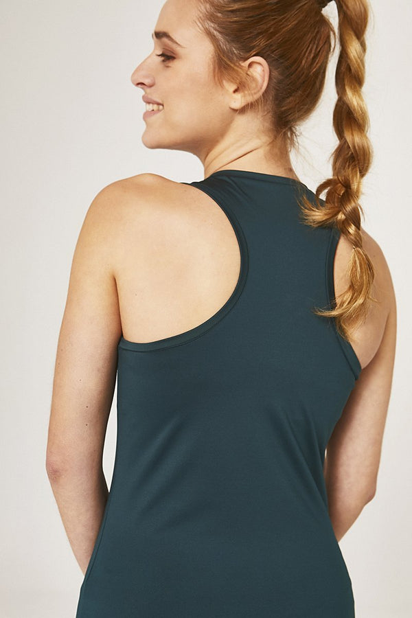 Top Mireia Forest Green